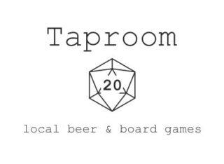 Taproom d20 logo